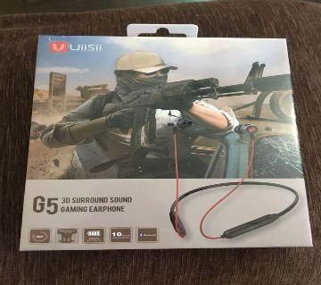 UiiSii G5 3D Surround Sound Gaming Earphone
