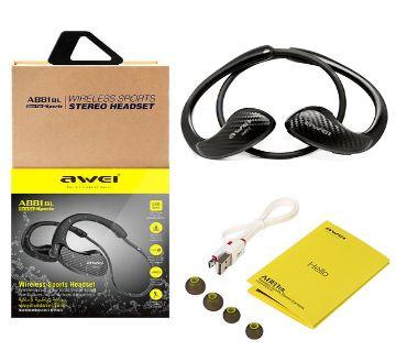 Awei A881 BL Wireless Hi-Fi Headphone