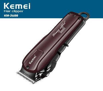 Kemei KM- 2600 Fast Charging Hair Clipper and Trimmer