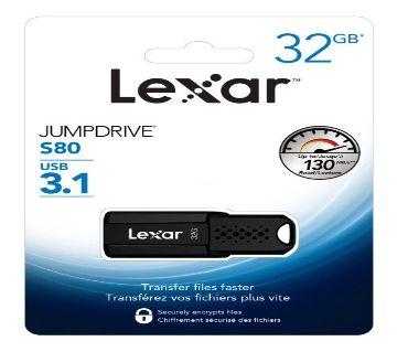 LEXAR JUMPDRIVE S80 -  USB 3.1 Flash Drive (32 GB)