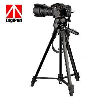 Digipod TR-3366 Tripod Camera Stand Self-Timer Full Light Bracket -Black