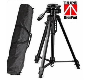 Digipod TR-452 DSLR Camera Stand - Black DIGIPOD TR-452 High Quality Camera Tripod