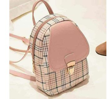 Mini Korean Style Backpack-China
