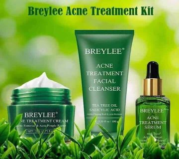 Breylee Acne Treatment Set 3 in 1