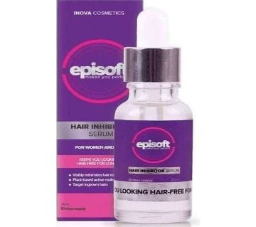 Episoft Permanent Hair Removal Serum