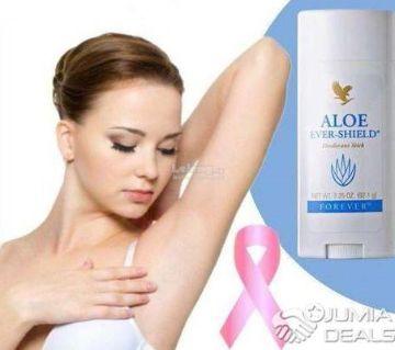 Aloe Ever Shield Deodorant, NET WT: 92.1g - USA