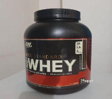 100 % Gold Standard - 5 Lb - Optimum Nutrition-5lb-USA