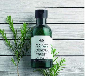 The Body Shop Tea Tree Skin Clearing Mattifying Toner 250ml UK