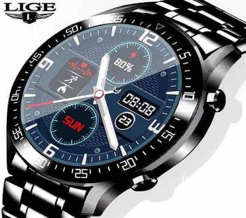 LIGE BW0160C Smart Watch Men LED