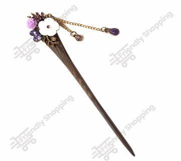 Wooden Hair Stick For Women