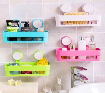 Bathroom Wall Square Shelves 1pc