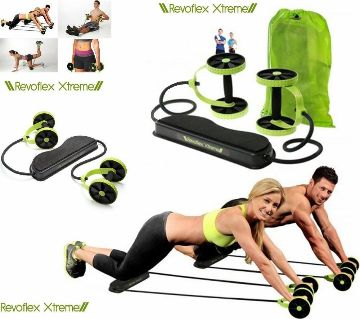 Revoflex Xtreme Full Body Workout Multicolor