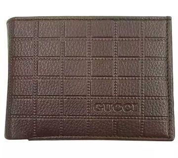 Gucci Wallet Money Bag PU Wallet for Men Copy