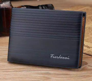 Men PU Leather Brand Wallet for Men