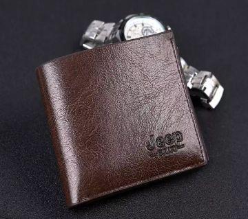 Short Jeep Buluo Purse Dompet Men Bag Wallet Professional