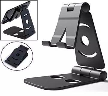 1 Folding Bracket Universal Adjustable and Fashionable Mobile Phone Stand
