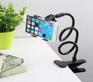 Universal Flexible Mobile Phone Holder Stand  Black