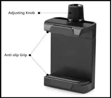 Mobile Phone Mount Camera Holder Stand Tripod/slefie Stick
