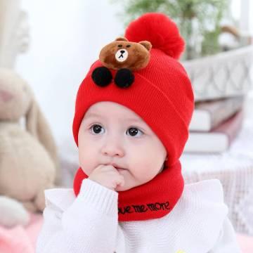 Baby Fashionable Winter Cap