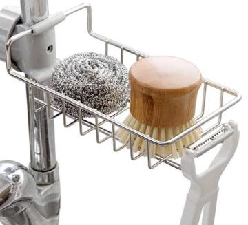 Kitchen Faucet Rack