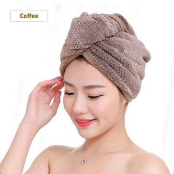 Fast Dry Hair Cap (1piece)