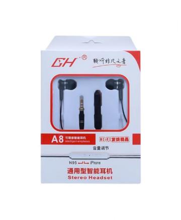 A8 In-Ear Earphone