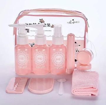 Special Traveling Kit Set- Pink
