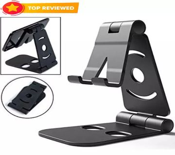 Folding Bracket Universal Adjustable Mobile Phone Stand
