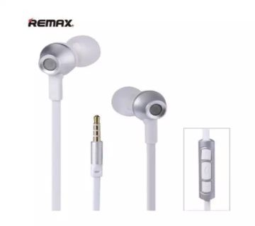 Remax RM512 In-Ear Wired Earphone Stereo Headset with Mic