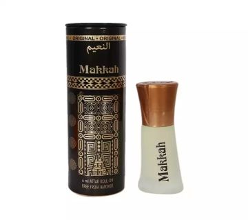 Makkah Ator / Makkah Attar / Mokka Ator for Men-6ml-India