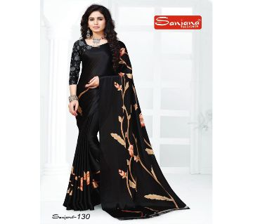 Indian Samu Silk Sharee With Running Blouse Piece For Womens By Sharee&Bedding.