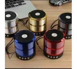 Portable Mini Wireless Bluetooth Speaker 1Pc