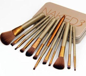 12 Pcs Premium Make up Brush Set for Women