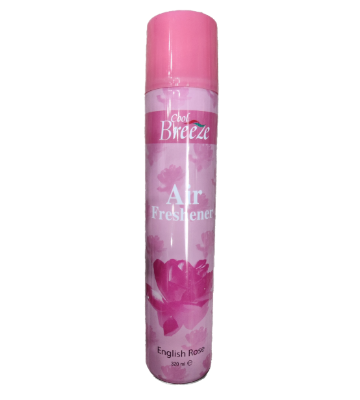 Cool Breeze Air Freshener (English Rose)-320 ML