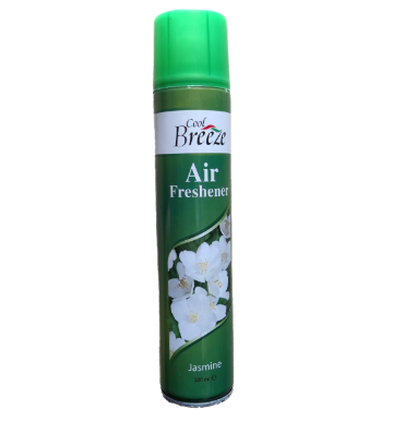 Cool Breeze Air Freshener (JASMINE)-320 ML