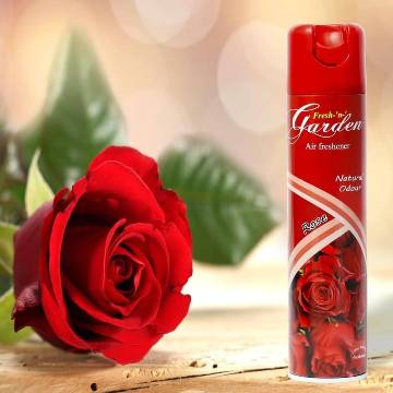 Fresh N Garden Rose Air Freshner-300ml