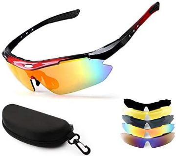 Cycling Sunglass For Unisex (Without Box)