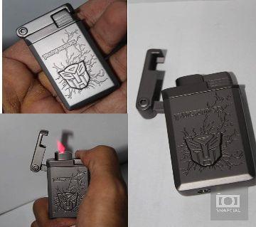 Transformers Metal Jet Gas Lighter
