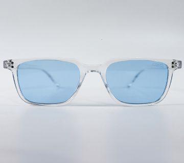Pattinson Black Frame Red Lens Casual Unisex Reading Eye Wear Sunglasses