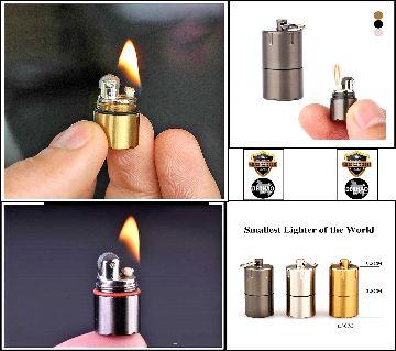 Zippo 1inch Min Pocket Key Ring Waterproof Lighter - 1 pcs