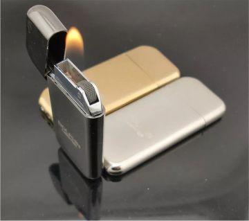 DOLPHIN Aluminium Alloy Refillable Butane Gas Lighter