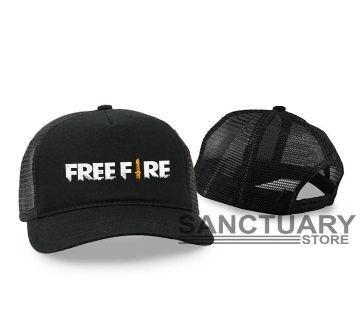 FF Round Net Cap For Men