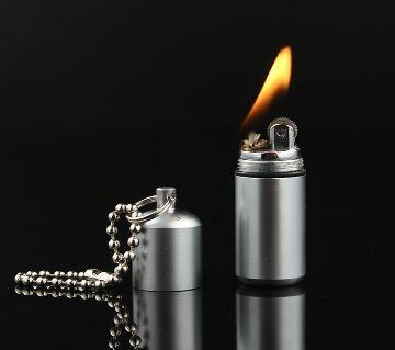 FireStash Miniature Waterproof Keychain Zippo Lighter