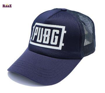 PUBG Half Foam Net Cap For Men