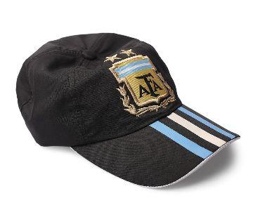 Argentina Cap -Black