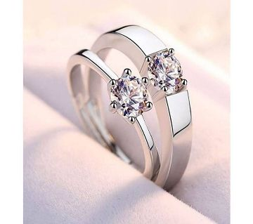 Love Promise Couple Ring