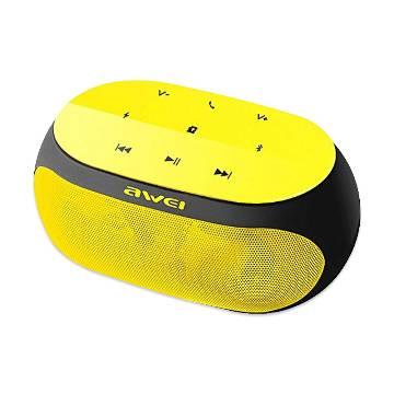Awei Y200 Bluetooth Speaker-Yellow