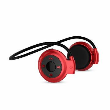 503 Bluetooth Headset FM Memory card-Red