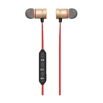 Bluetooth Headset Red
