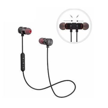 TEAMYO Magnet Wireless Earphone-Black